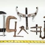 CLAMPS, PULLER & MORE
