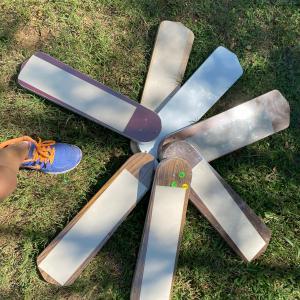 Photo of Celing fan blades