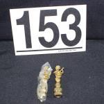 LOT#153: NOS Angel Lamp Finials