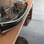 Vintage Model Trawler Boat RC