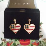Avon Collectible 1998 earrings