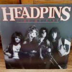 HEAD PINS RECORD - LP