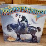 MOLLY HACHET RECORD LP