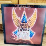 HELLUVA BAND - ANGEL RECORD LP
