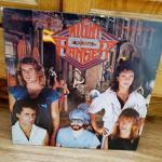 NIGHT RANGER RECORD LP