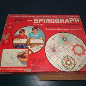 Photo of 1960's Spirograph, Kenners