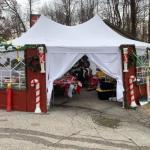 Everything Christmas Tent Sale  Nov 28,  Dec 3, Dec 4, Dec 5   8:30 to 3:30