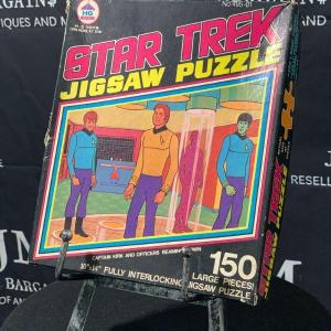 Photo of Vintage Star Trek Puzzle