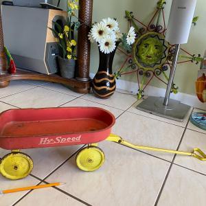 Photo of Vingage Wagon, Toys, Trucks, Bikes, Babie furinure & dolls