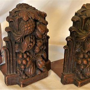 Photo of Sturdy Antique Bookends