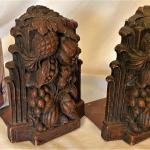 Sturdy Antique Bookends