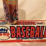 Fleer 1990 Basecall Cards
