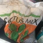(6) Parcel Bags of Different Potting Soil and Beed Seed.
