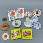 Mixed lot of Pins and Tokens YD#011-1120-00096