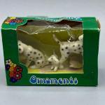 Vintage Plastic Dalmatians Miniature Figurines w/ Box YD#011-1120-00027