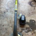 Ryobi Battery Powered Weeder