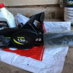 Poulan Electric Chain saw