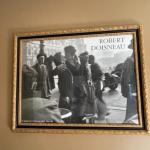 2 Robert Doisneau framed prints