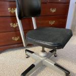 Vintage Metal Desk Chair