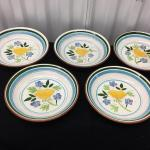 "5pc. Stangl Pottery 7.5"" Bowl Set"