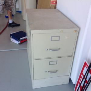 Photo of FILING CABINETS. $30   $20 obo