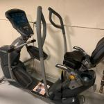 Octane Fitness XR6CE recumbent elliptical MSRP $3,200