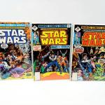 STAR WARS COMIC BOOK SET #7 #8 #9