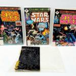 STAR WARS COMIC BOOK SET #4 #5 #6