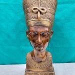 """20"""" Egyptian Queen Nefertiti Bust"""