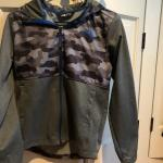 Boys North Face  workout jacket