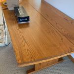 Nice Oak dinning table