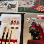 Tasco Microscope in box