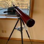 """Tasco 3TRB telescope D=3"""" F=700mm"""