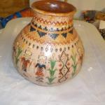 Navajo Pottery Vase.