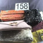 LOT#158: Purse Lot #1