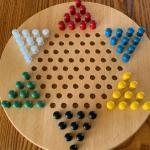 Chinese checker game