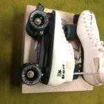 Roller skating shoes