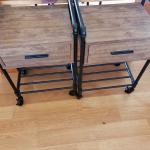 Set end tables/night stands