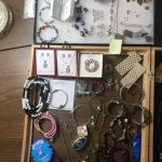 Huge Lot of Vintage Costume Jewelry