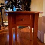 Beautiful Oval Oak Table