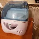 Cool water 💧 moisture machine