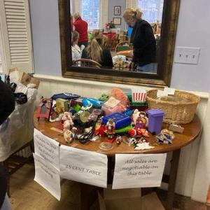Photo of **WOMAN'S CLUB OF MATAWAN ** MONTHLY RUMMAGE SALE