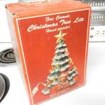 Ceramic Christmas Tree Light
