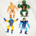 80S MASTERS OF THE UNIVERSE BUNDLE