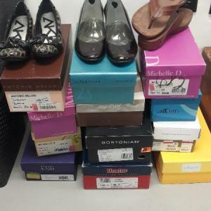 Photo of Lot of Shoes