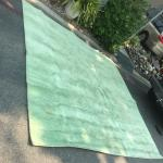 Large Piece of High Quality Bound Carpet