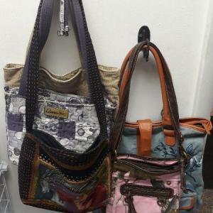Photo of Bundle of handbags