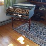 John Nargesian Made in Boston Harpsicord