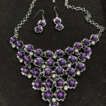 2 piece fashionable jewelry set