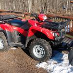 ATV 2012 Honda Four Trax Foreman